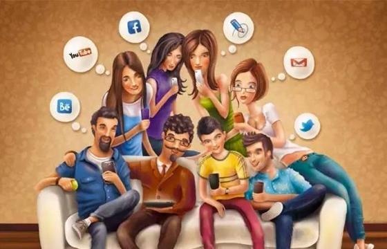 当互联网不再快速增长时,寄希望于新生一代